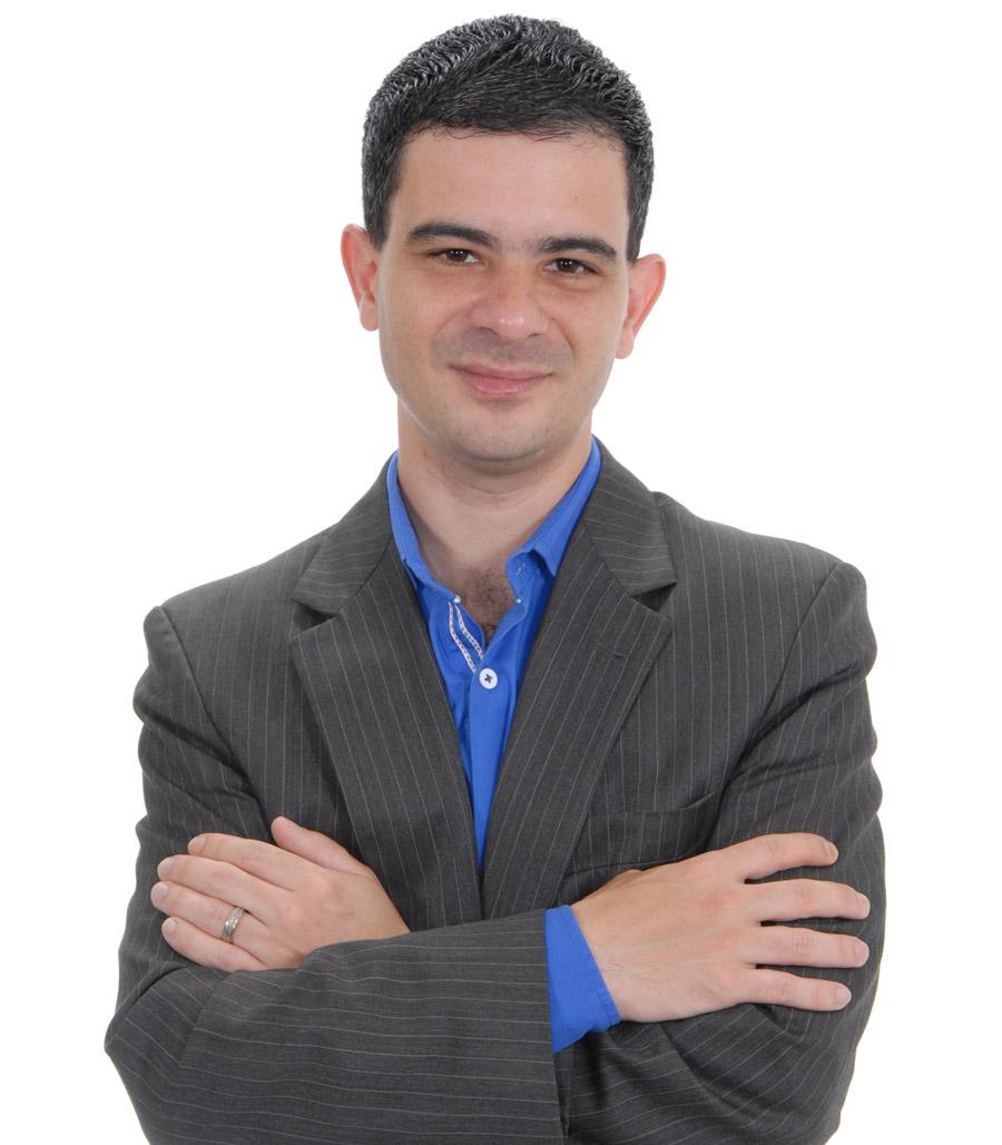Alex Carvalho - Master Coach do Instituto Fragatha