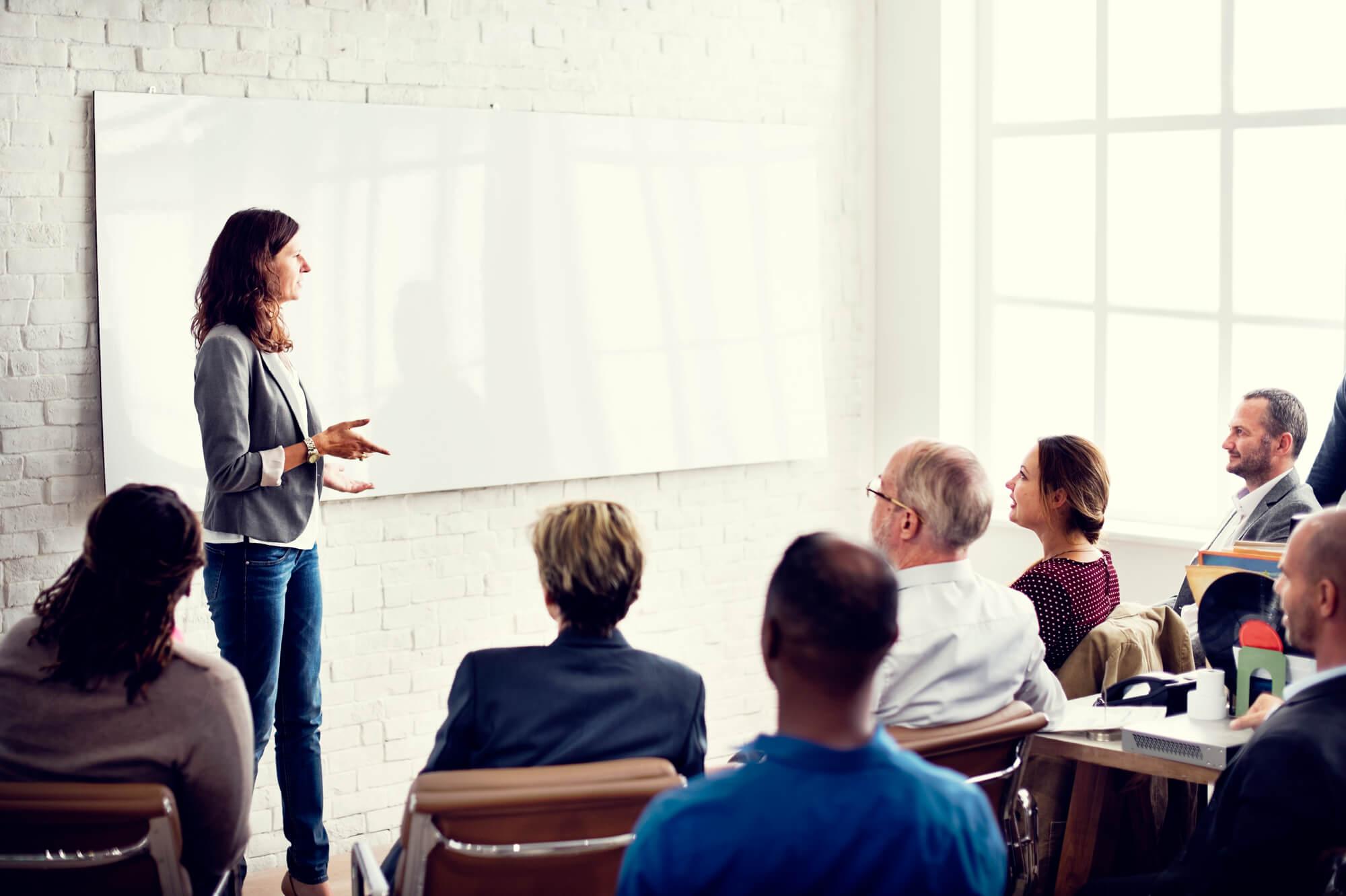 treinamentos corporativos